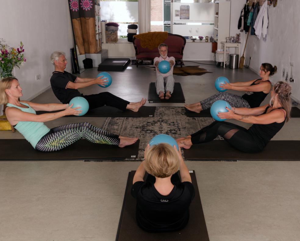 Pilates Isabella van der Meulen - Yoga & Pilates Studio Oisterwijk