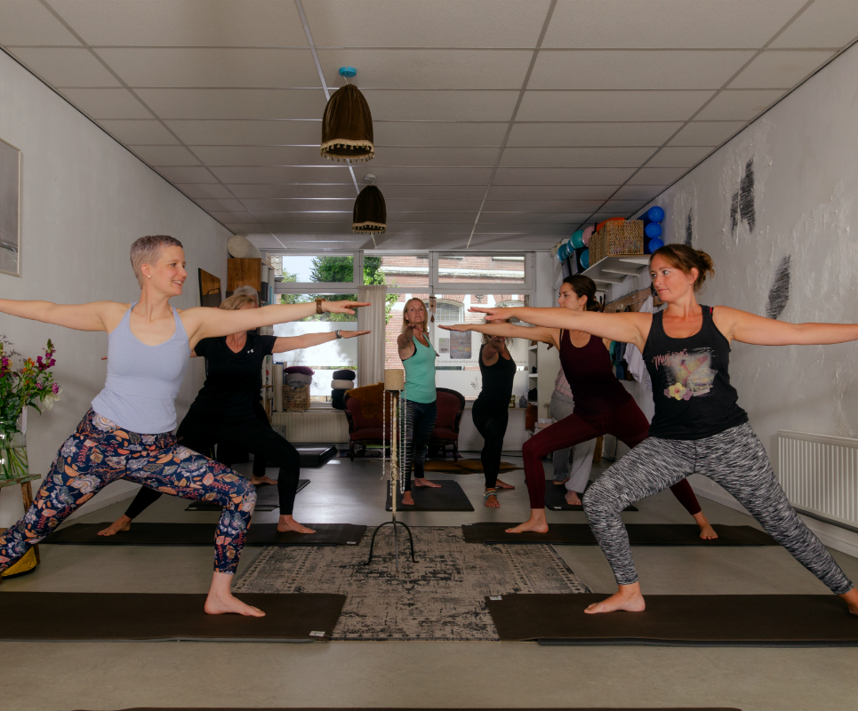 Power Yoga Isabella van der Meulen - Yoga & Pilates Studio Oisterwijk