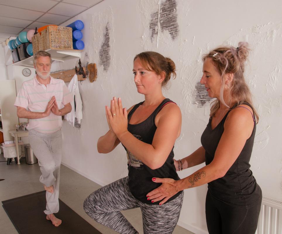 Slow Yoga les Isabella van der Meulen - Yoga & Pilates Studio Oisterwijk